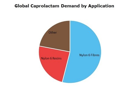 Caprolactam (CPL) Global Demand by Application